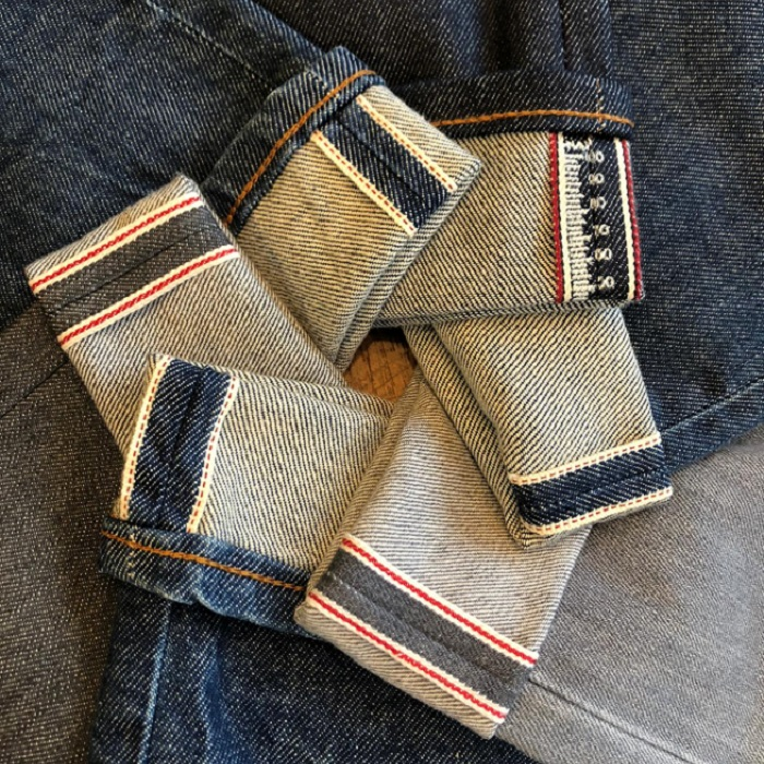 Story about Selvedge Jeans