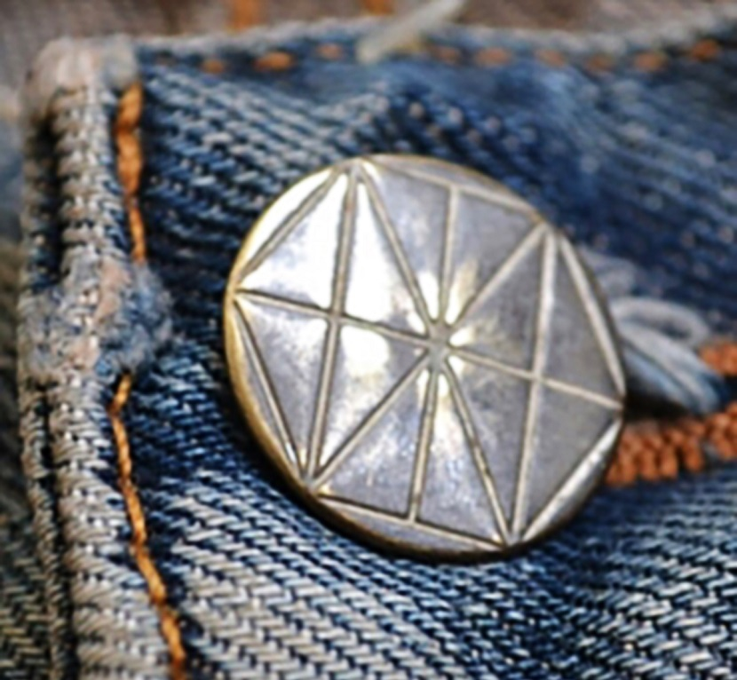 Amsterdenim diamond button shine revealed in time